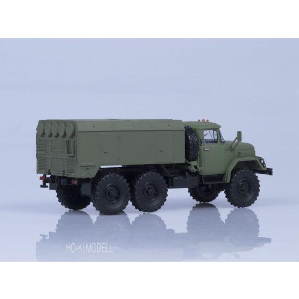 AIST 1072 ZIL 131 UMP-350 Motorfűtő Teherautó