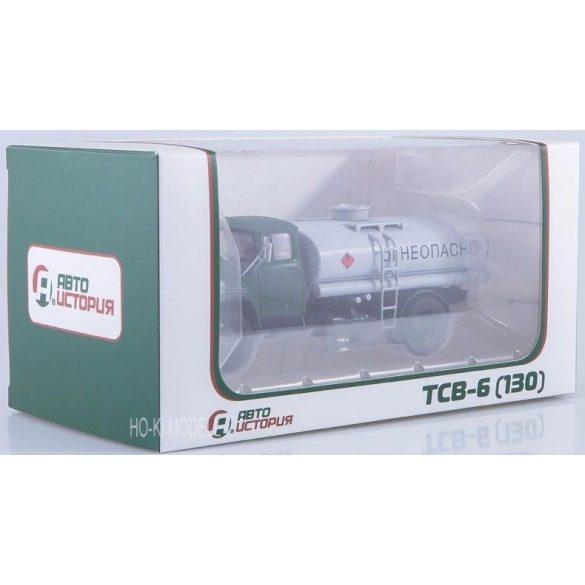 AIST 1128 ZIL 130 TSV-6 Tartályos Teherautó