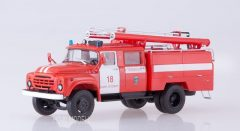 AIST ZIL 130 AC-40 Tűzoltó Teherautó St.Petersburg