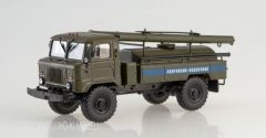 AIST 1152 GAZ 66 AC-30 Emergency Service