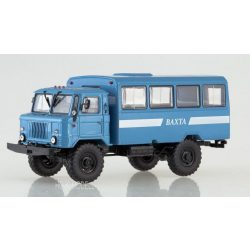 AIST 1164 GAZ 66  NZAS-3964 Busz