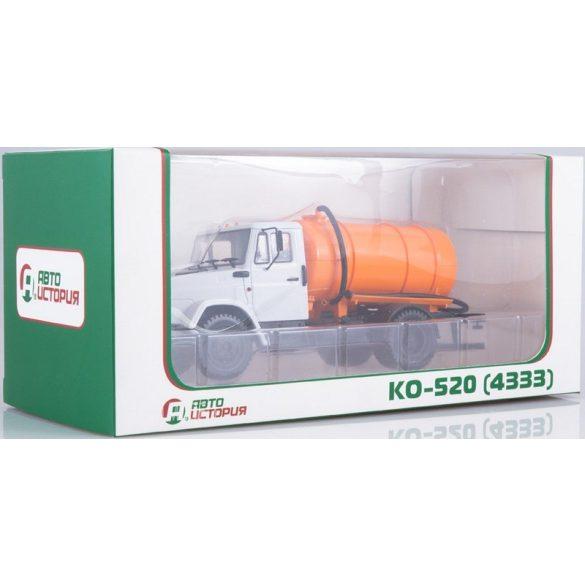 AIST 1176 Zil-4333 KO-520 Russian Vacuum truck