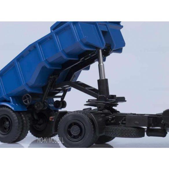 AIST 7009 MAZ-5432 with dumper trailer MAZ-5232V