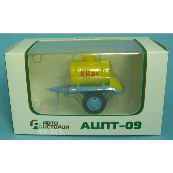 AIST 7045 ACPT-90 Sör (Kvász) Szállító Félpótkocsi