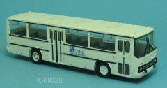 """Wumm Modell Ikarus 266 Dél-alföldi Közlekedési Központ (DAKK) """"Különjárat"""""""
