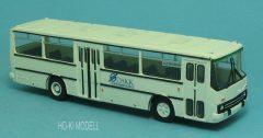 """Wumm Modell Ikarus 266 Dél-alföldi Közlekedési Központ (DAKK) Autóbusz  """"Különjárat"""""""
