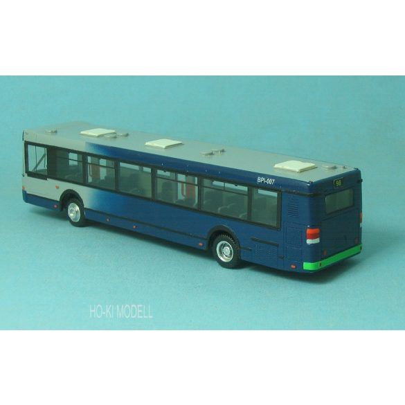 """Wumm Modell Ikarus 412 BKV Autóbusz """"98 Kőbánya-Kispest M """""""