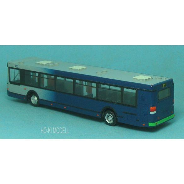 """Wumm Modell Ikarus 412 BKV Autóbusz """"99 Pesterzsébet Mátyás király tér"""""""