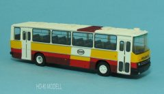 Wumm Modell Ikarus 256 Volánbusz