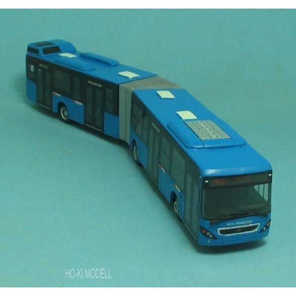 """Wumm Modell Volvo 7900A BKV Autóbusz """"169E Örs Vezér Tere M+H"""""""