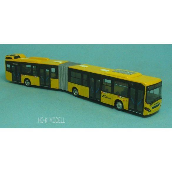 """Wumm Modell Volvo 7900A Volánbusz Autóbusz """"H7 Boráros tér H"""""""