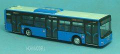 "Wumm Modell MAN Lion's City Budapest Volánbusz ""64A Solymár Templom tér"""