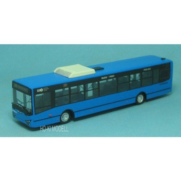 """Wumm Modell Ikarus V127 autóbusz """"58 Jégmadár utca"""""""