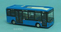 Wumm Modell Karsan Atak Midibusz BKV