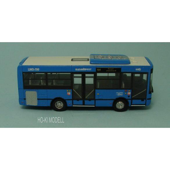 """Wumm Modell RÁBA S91 autóbusz """"191 Nyugati pályaudvar M"""""""