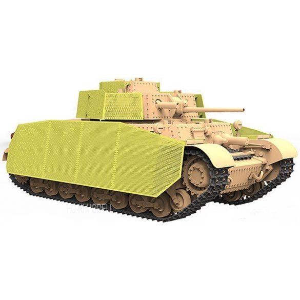 Bronco Models CB35120 Turan I Hungarian Medium Tank 40.M