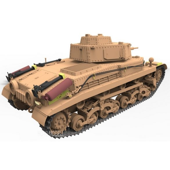Bronco Models 35120 Turan I Hungarian Medium Tank 40.M