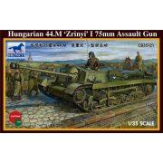 Bronco 35121 Hungarian 44.M Zrinyi I 75mm Assault Gun