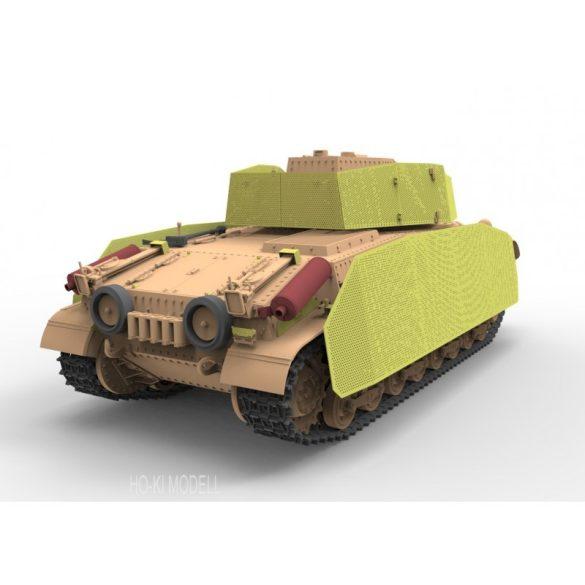 Bronco Models 35123 Hungarian Medium Tank 41.M Turan II