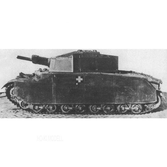 Bronco Hungarian Medium Tank 41.M Turan II