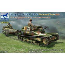 Bronco Models 35216  Hungarian CV-35.M / CV-35 Command Tank (2in1)