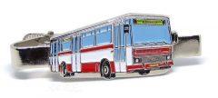 DOPS Models Karosa B732 Autóbusz Kitűző-Nyakkendőtű (Klipsz)