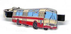 DOPS Models Karosa ŠM 11 Autóbusz Kitűző-Nyakkendőtű (Klipsz)