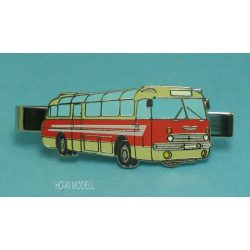 DOPS Models Ikarus 55 Autóbusz Kitűző-Nyakkendőtű (Klipsz)