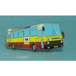 DOPS Models Ikarus 250 Volánbusz Kitűző-Nyakkendőtű (Klipsz)