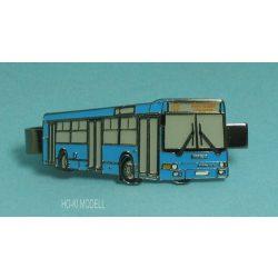 DOPS Models Ikarus 412 BKV Autóbusz Kitűző-Nyakkendőtű (Klipsz)