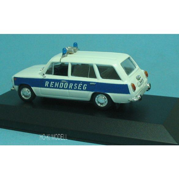 HK Modell LADA 2102  1200 Zsiguli Kombi Magyar Rendőrség Hungarian Police