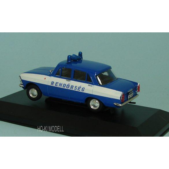 HK Modell Moszkvics 408 Magyar Rendőrség