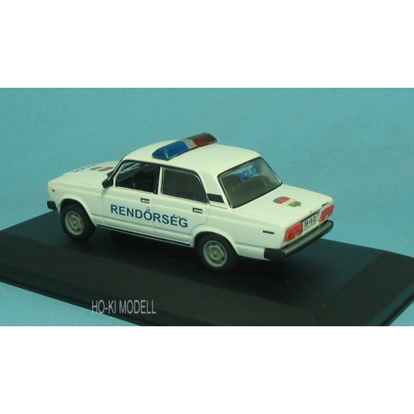 HK Modell Lada 2105 Magyar Rendőrség