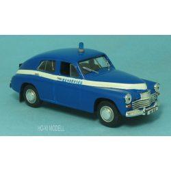 HK Modell Warszawa M20 Rendőrség