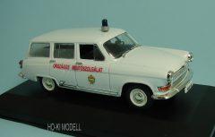 HK Modell Volga GAZ M22 Kombi Országos Mentőszolgálat