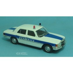 HK Modell Mercedes 450 SEL Magyar Rendőrség Hungarian Police