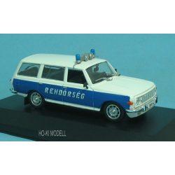 HK Modell Wartburg 353 Tourist Kombi Magyar Rendőrség