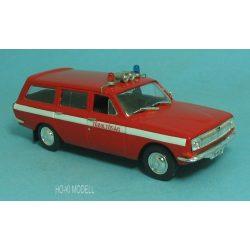 HK Modell Volga GAZ 24-02 Kombi Tűzoltóság