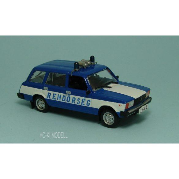 HK Modell Lada 2104 Kombi Rendőrség  Magyar Rendőrség