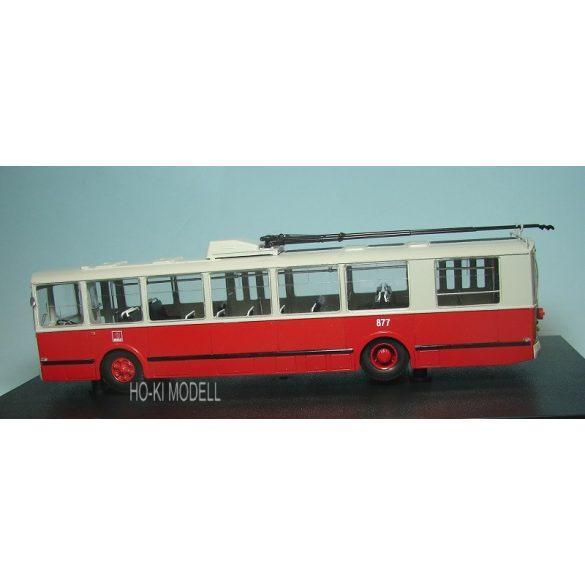 """HK Modell ZIU-9 Trolibusz BKV """"70"""""""