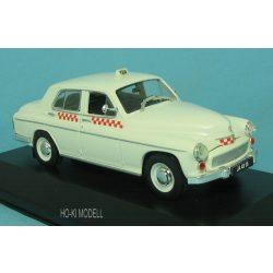 HK Modell Warszawa 203 Taxi