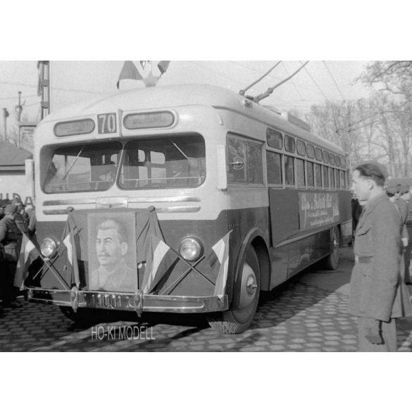 HK Modell MTB-82 Trolibusz - Múzeumi Kiadás