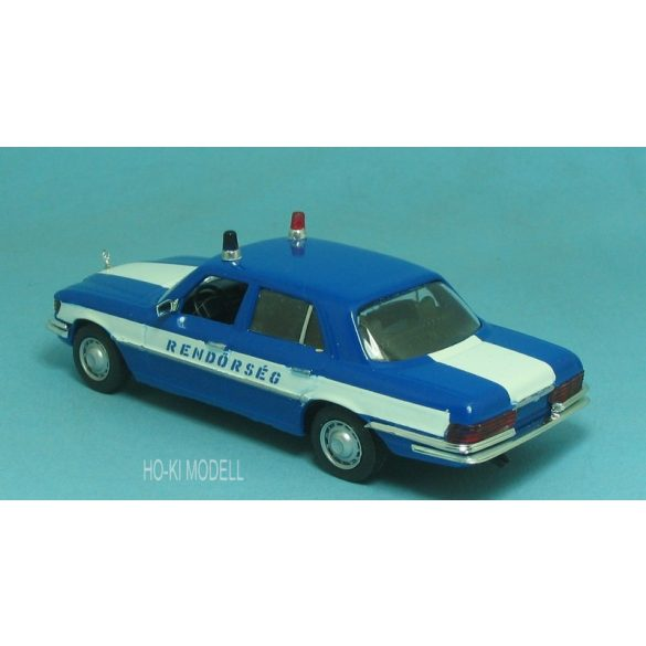 HK Modell Mercedes-Benz 450 SEL Magyar Rendőrség Hungarian Police