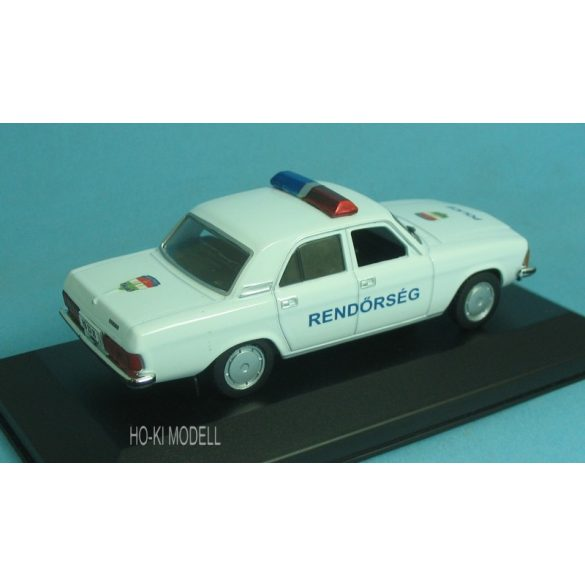 HK Modell Volga GAZ 3102  Magyar Rendőrség