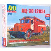 AVD Models 1375 MAZ 205 AC-30 Tűzoltóautó