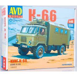 AVD Models 1380 KIT GAZ 66 Kung K-66