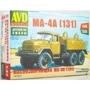 AVD Models 1427 ZIL 131 MA-4A Olajszállító Teherautó