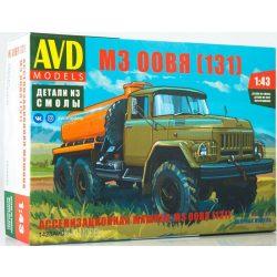 AVD Models 1428 ZIL-131  MZ 00VJa Szippantós Teherautó