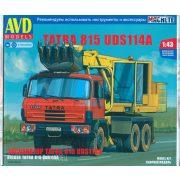 AVD Models 1431  Tatra 815 UDS-11A Excavatorral