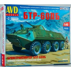 AVD Models 1434 Armored Personnel Carrier BTR-60 PB